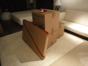 Квартирный переезд и перевозка мебели на дачу